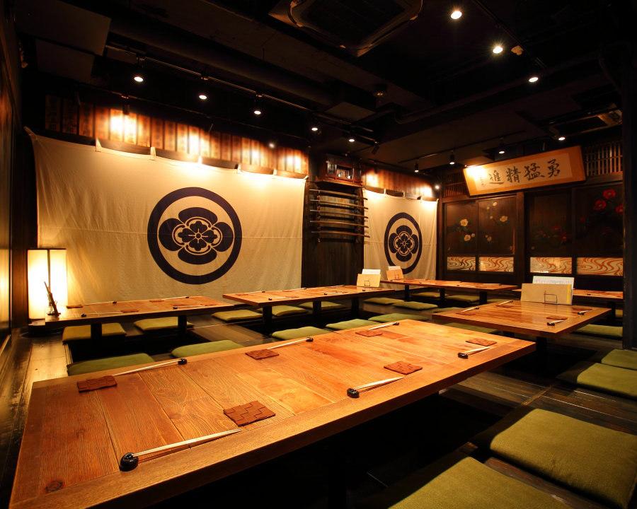 六本木の和食居酒屋「三船」