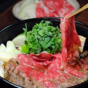 六本木の和食店【料理屋 三船】で絶品鍋